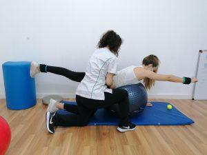 ejercicios espalda fisioterapia centro neurés